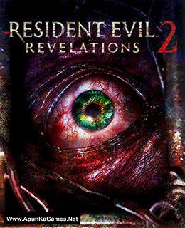 Resident Evil: Revelations 2 Cover, Poster