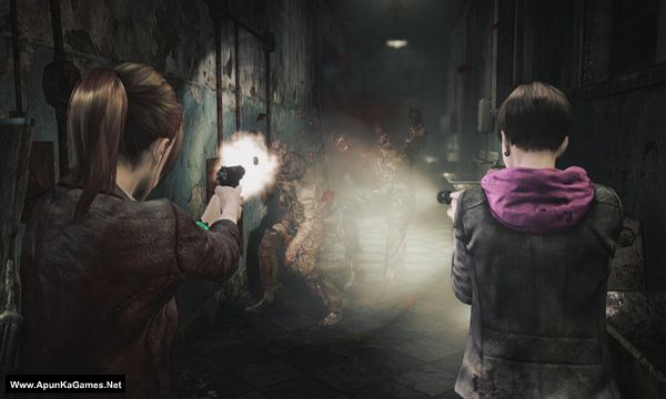 Resident Evil: Revelations 2 Screenshot 1