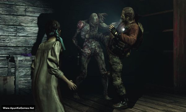 Resident Evil: Revelations 2 Screenshot 2