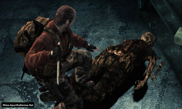 Resident Evil: Revelations 2 Screenshot 3