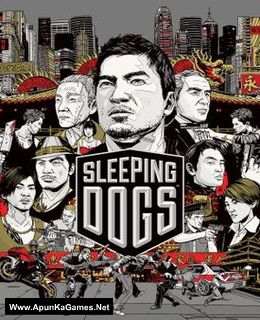 Sleeping Dogs 1 Cover, Poster