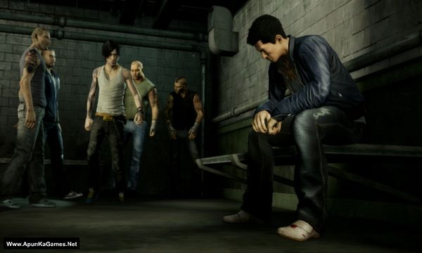 Sleeping Dogs 1 Screenshot 3