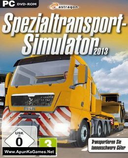 Special Transport Simulator 2013 Cover, Poster