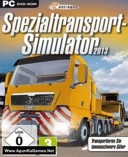 Special Transport Simulator 2013 Cover, Poster