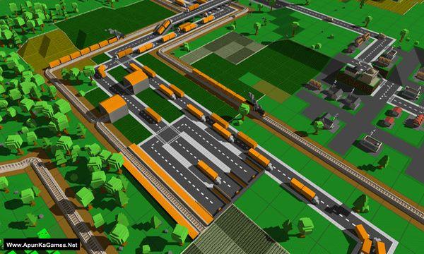 Transports Screenshot 2