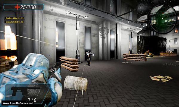 Trooper 2: Alien Justice Screenshot 1