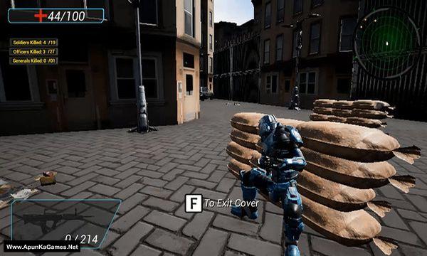 Trooper 2: Alien Justice Screenshot 2