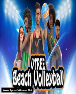 VTree Beach Volleyball Cover, Poster