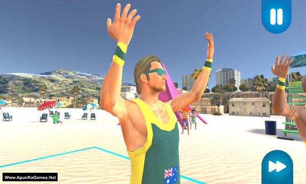 VTree Beach Volleyball Screenshot 2