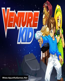 Venture Kid Cover, Poster