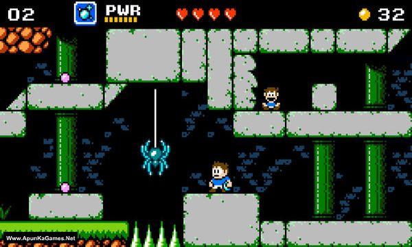 Venture Kid Screenshot 2