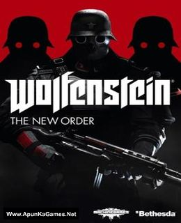 Wolfenstein: The New Order Cover, Poster