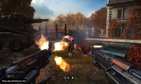 Wolfenstein: The New Order Screenshot 1