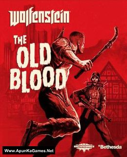 Wolfenstein: The Old Blood Cover, Poster