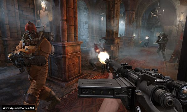 Wolfenstein: The Old Blood Screenshot 1