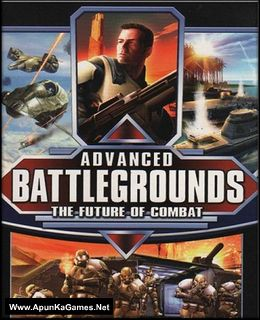 Advanced Battlegrounds: The Future of Combat Cover, Poster