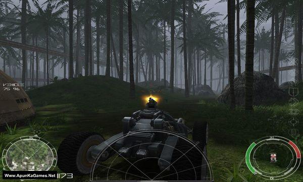 Advanced Battlegrounds: The Future of Combat Screenshot 1