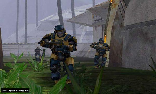 Advanced Battlegrounds: The Future of Combat Screenshot 3