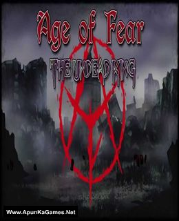 Age of Fear: The Undead King Cover, Poster