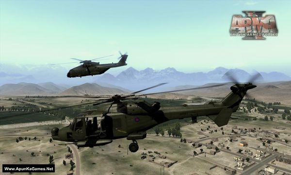 Arma 2: Reinforcements Screenshot 2
