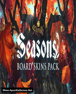 Armello - Seasons Board Skins Pack Cover, Poster