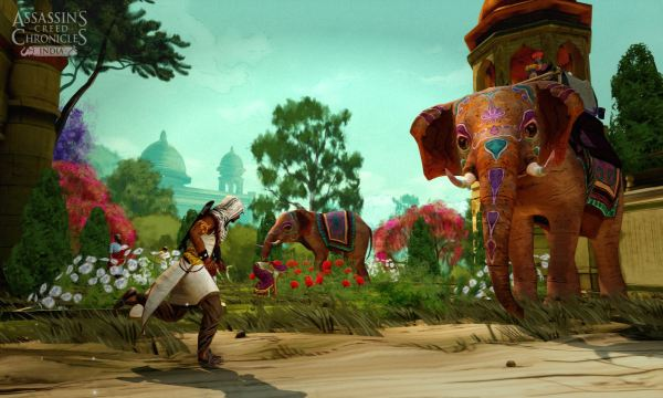 Assassin's Creed Chronicles: India Screenshot 2