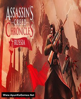Assassin's Creed Chronicles: Russia Cover, Poster