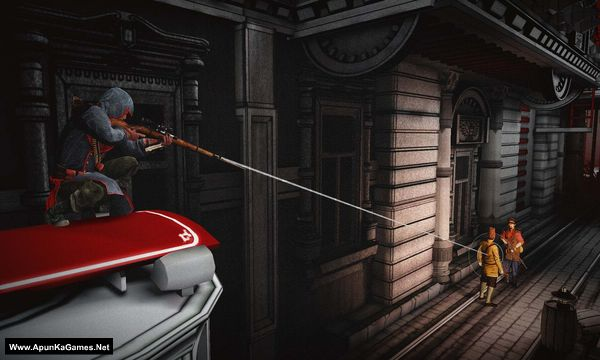 Assassin's Creed Chronicles: Russia Screenshot 3