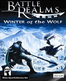 Battle Realms: Winter of the Wolf Cover, Poster