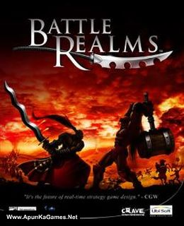 Battle Realms Cover, Poster
