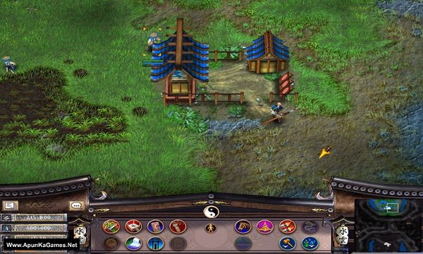 Battle Realms Screenshot 1