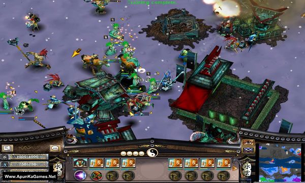 Battle Realms Screenshot 2