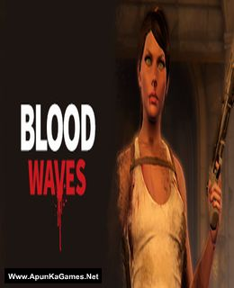 Blood Waves Cover, Poster