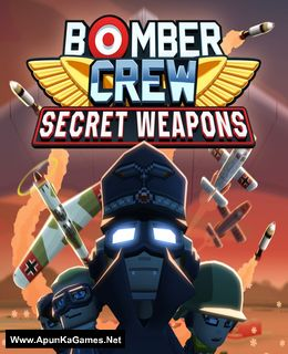 Bomber Crew Secret Weapons Cover, Poster