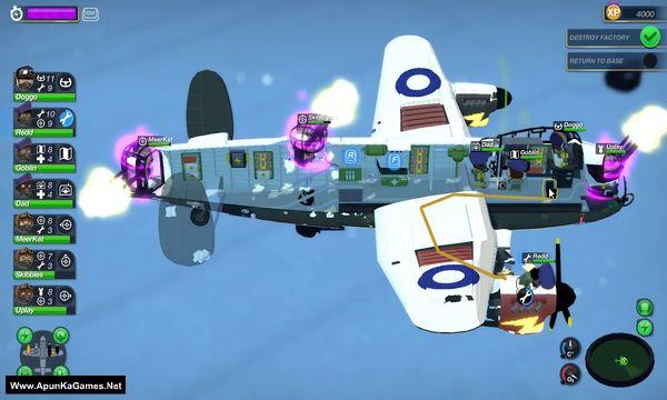 Bomber Crew Secret Weapons Screenshot 2