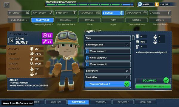 Bomber Crew Secret Weapons Screenshot 3