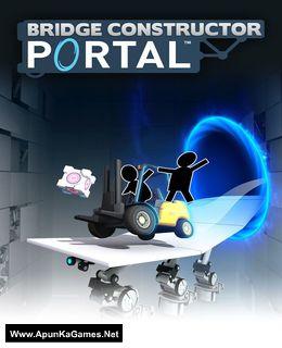 Bridge Constructor Portal Cover, Poster