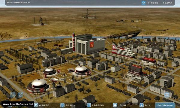 Buzz Aldrin's Space Program Manager Screenshot 1
