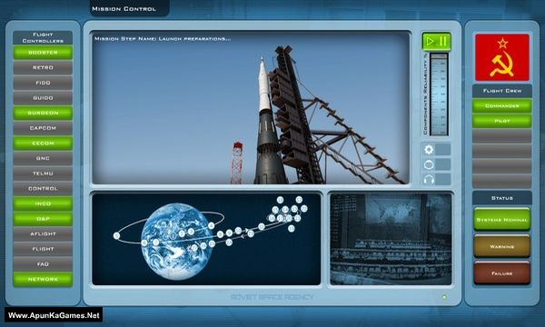 Buzz Aldrin's Space Program Manager Screenshot 2
