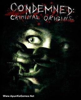 Condemned: Criminal Origins Cover, Poster