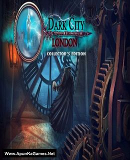 Dark City: London Collector's Edition Cover, Poster