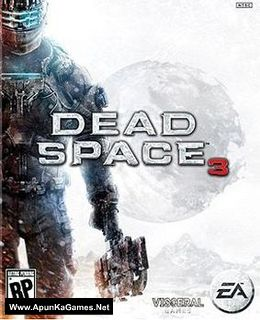 Dead Space 3 Cover, Poster