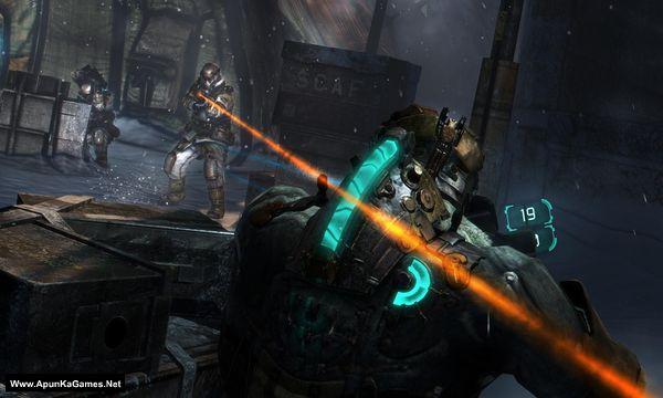 Dead Space 3 Screenshot 2