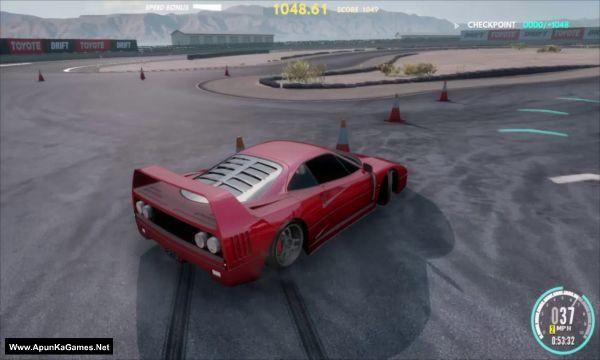 Drift Zone Screenshot 2