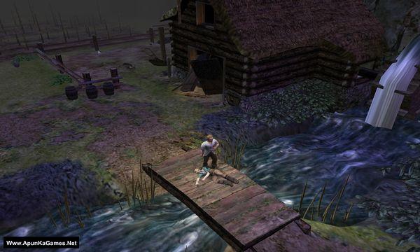 Dungeon Siege 1 Screenshot 2