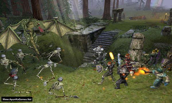 Dungeon Siege 1 Screenshot 3