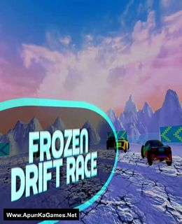 Frozen Drift Race Cover, Poster