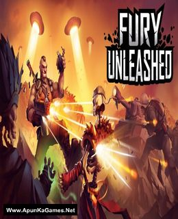 Fury Unleashed Cover, Poster