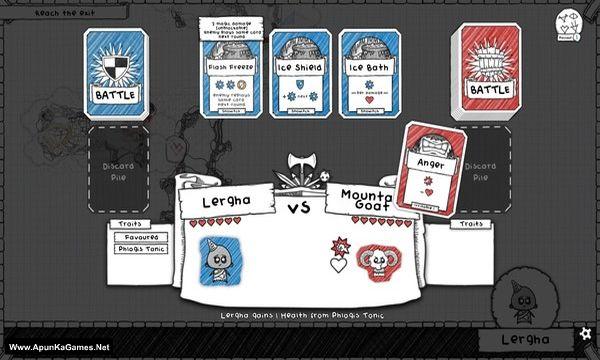 Guild of Dungeoneering - Ice Cream Headaches Screenshot 1