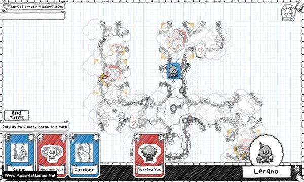 Guild of Dungeoneering - Ice Cream Headaches Screenshot 3